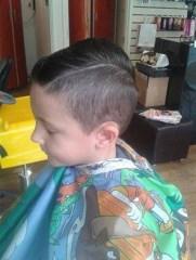 boys kids cut