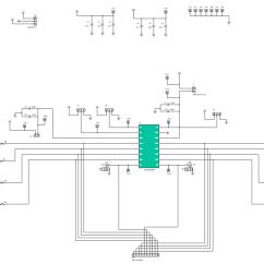 Logic Diagram Of 8 To 1 Line Multiplexer 2000 Kia Sephia Engine Mux50x Analog Multiplexers  Easyschematics