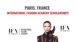 Fully-funded Fashion Scholarships