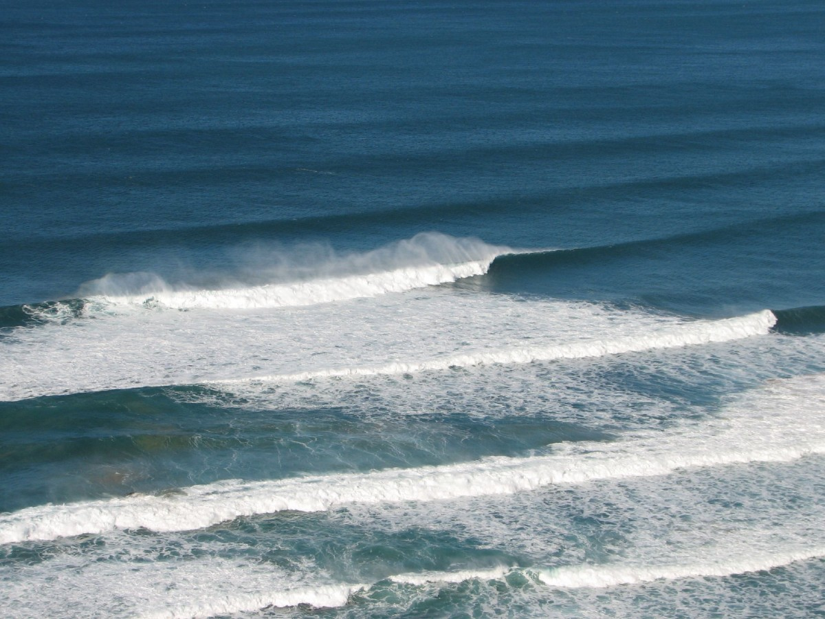 Waves And Currents Facts For Kids