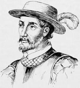 Juan Ponce De Leon Facts for Kids