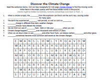 All Worksheets  Weather And Climate Worksheets ...
