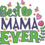 Best Mama Ever – Premium T-Shirt or Hoodie