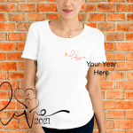Squiggly Love (Add Your Own Year)