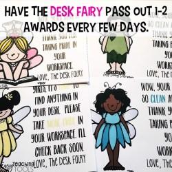 Messy Classroom Desk Solution Easy Teaching Tools