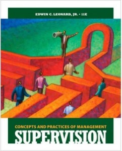 Supervision Concepts and Practices of Management 11th Edition Test Bank By Leonard