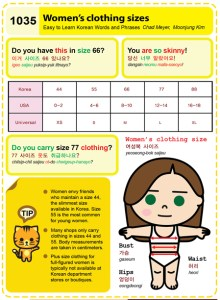 1035-Womens clothing sizes