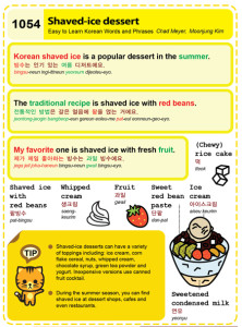 1054-Shaved-ice dessert