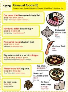 1276-Unusual foods 2