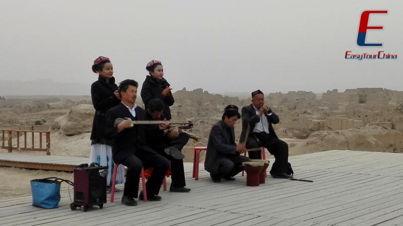 Xinjiang and Silk Road tour