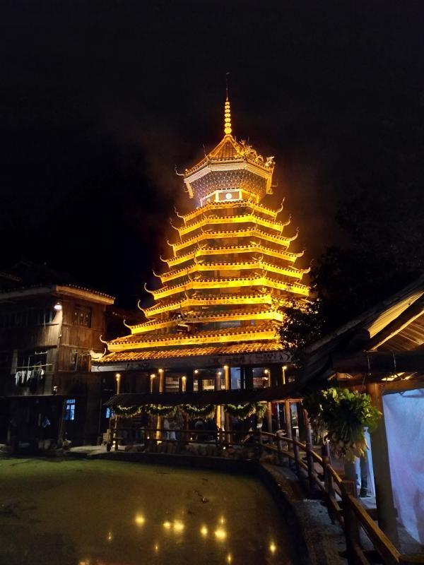 Zhaoxing tours