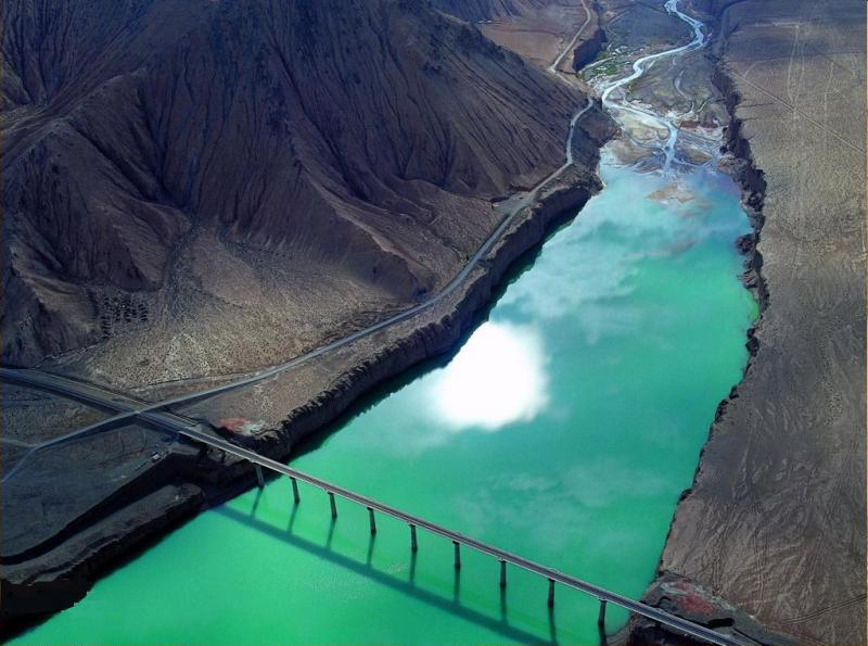 Tibet tours by train
