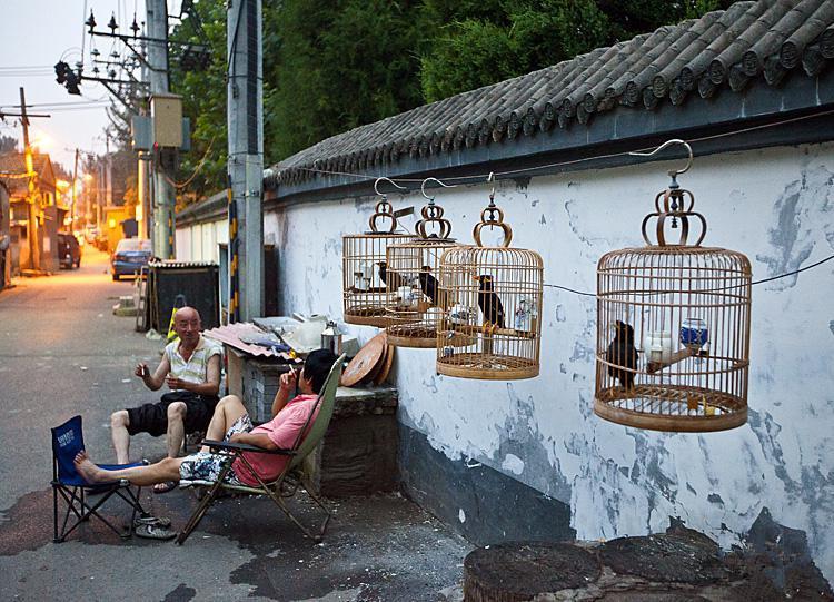 Beijing hutong travel