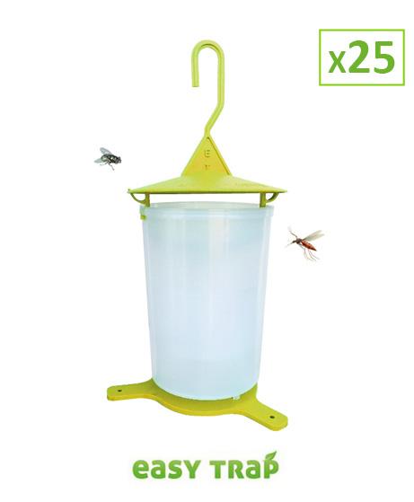 piège à mouches et moustiques