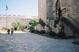 Canakkale-Castle-Turkey