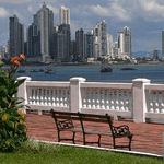 View of Panama City