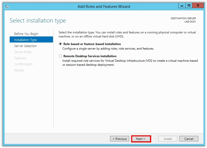 How to Install Active Directory on Windows Server 2012 R2 - 4