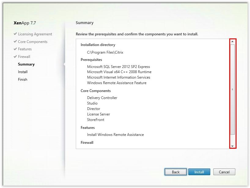 Citrix_XenApp_7.7_Install_Core_Components_09