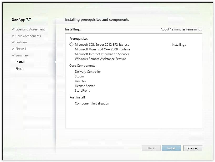 Citrix_XenApp_7.7_Install_Core_Components_11