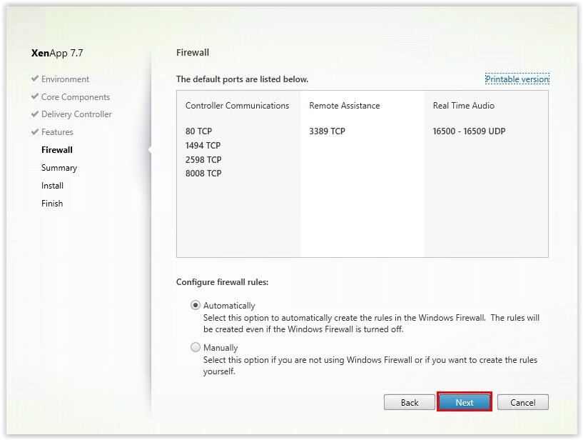 Citrix_XenApp_7.7_Install_Virtual_Delivery_Agent_09