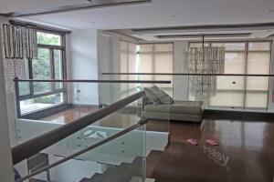 Narra Stair (Dark Walnut finish) - Sy Residence