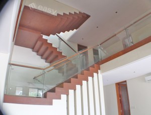 TAN RESIDENCE (NARRA STEPS AND WRAPPING)