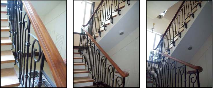 Narra Stair - (Greenhills East Subd)