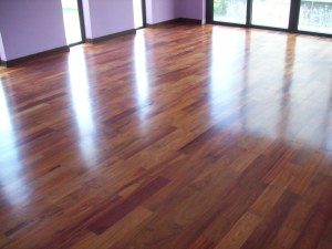 WOOD FLOORING - NARRA