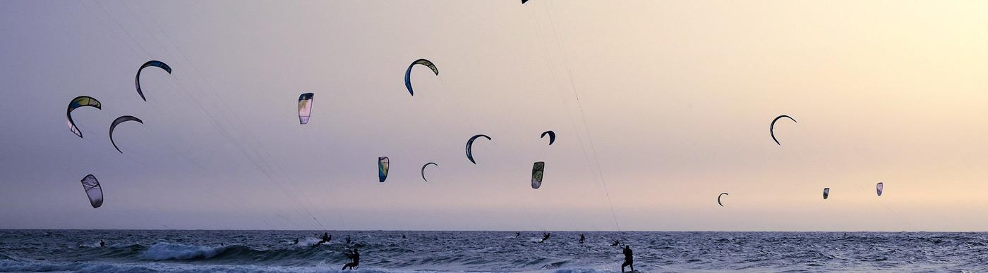 kitesurf zanzibar slide