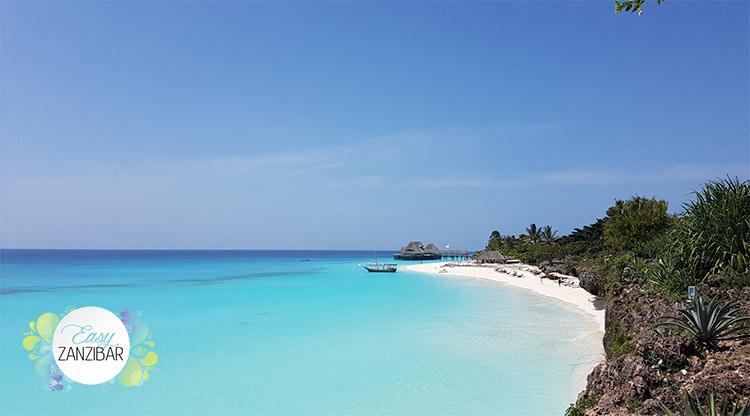 Nungwi Zanzibar vista