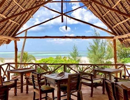 bahati-villa-ristorante