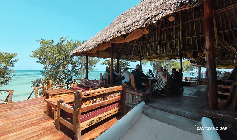 ristorante-the-island-Zanzibar