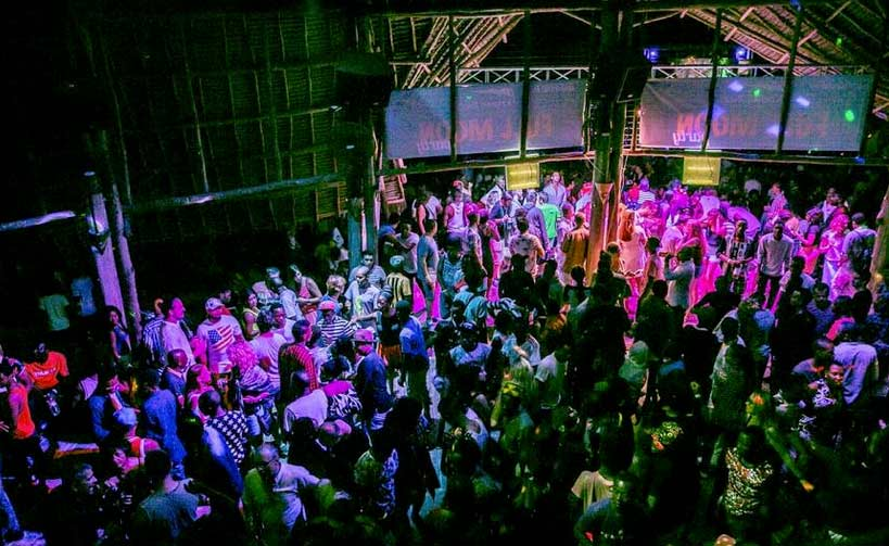Fullmoon Party Kendwa