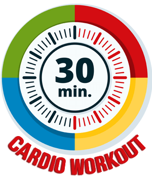 30 Minute Cardio Workout