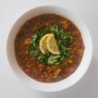 Meatless Monday: Dal Soup [Vegan & Gluten Free]