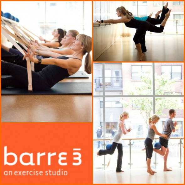 Barre3 – Ballet, Pilates, Yoga, and a lot of fun!