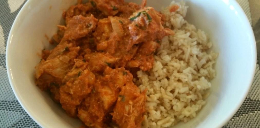 This Chicken Tikka Masala will make you holla'!