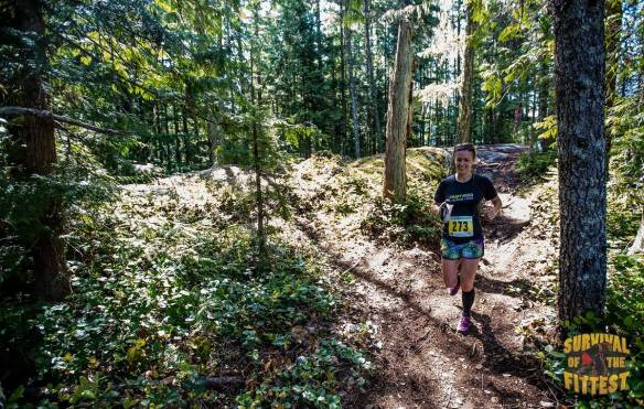Coast Mountain Trail Race - May 31st 2014