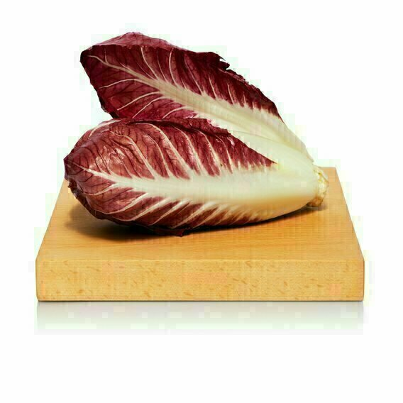 Radicchio / Salade allongée rouge 800g