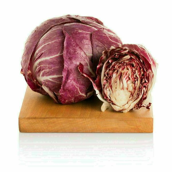 Radicchio / Salade Ronde Rouge 800g