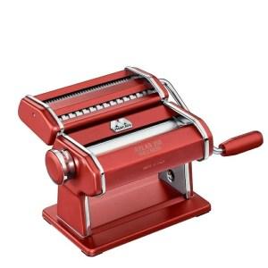 Machine à Pâtes Manuelle Rouge Atlas