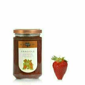 Confiture extra de fraise 350g