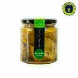 Artichauts grillés à l'Huile d'Olive 314g
