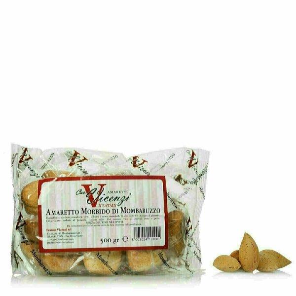 Amaretti Soft Biscuit 500g