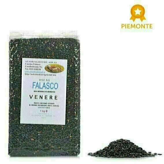 Riz Noir Venere 1kg