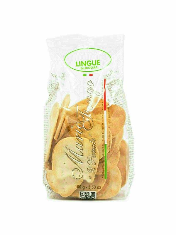 Cracker Mini Lingua Di Suocera 100g