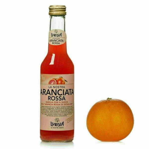 orangeade orange Sanguine 275ml
