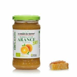 Confiture d'oranges Bio 250g