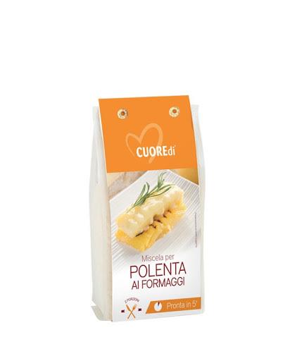 Polenta avec Fromage 175g
