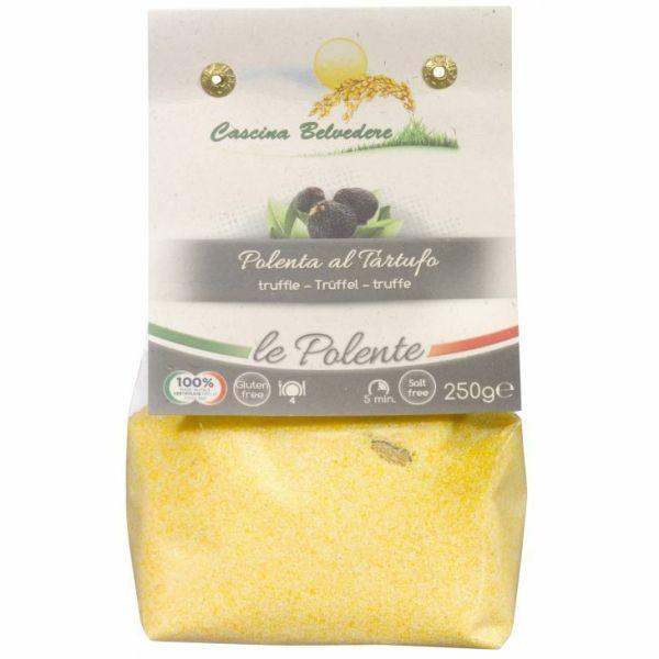 Polenta aromatisée à la truffe 250g
